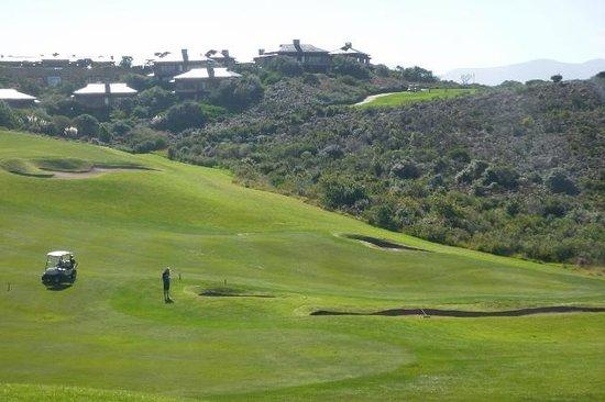 Pezula Championship Course: Short par 4 10th