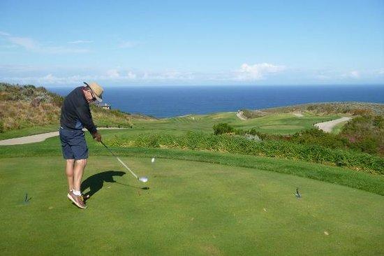 Pezula Championship Course: Great scenery