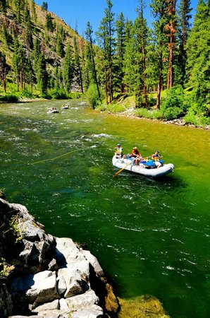 Idaho River Journeys: Fly fishing on the river