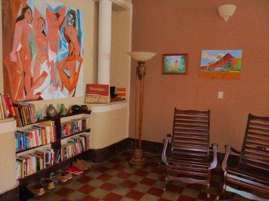 Casa Silas B & B: lounge