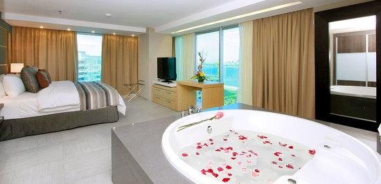 Tibisay hotel boutique desde pampatar Hoteles con jacuzzi en la habitacion