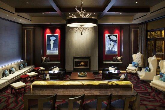 Juniper Hotel: Hotel Living Room