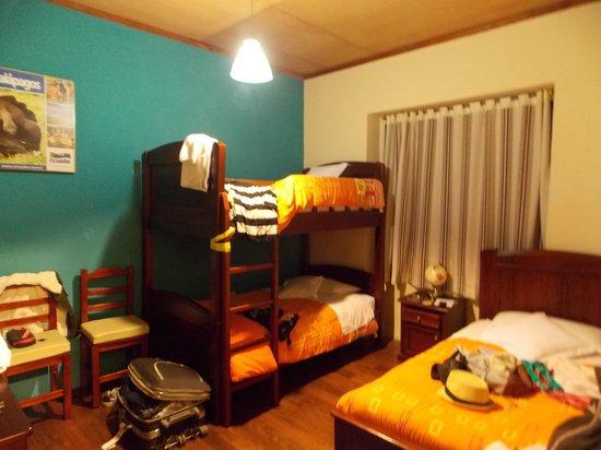 Posada Tambuca: habitaciones comodas