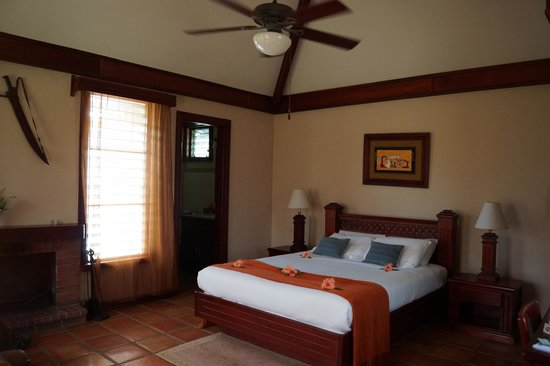 Hidden Valley Inn: Interior of our room