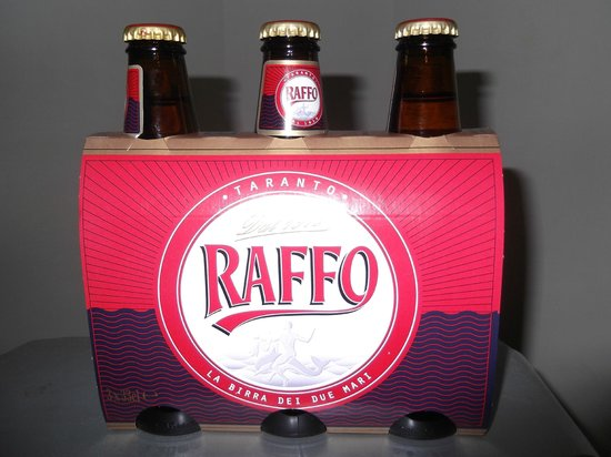 """La Terrazza : birra del sud """"taranto"""""""