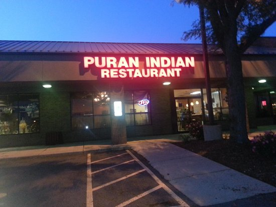 Puran Indian Restaurant Bloomington Il