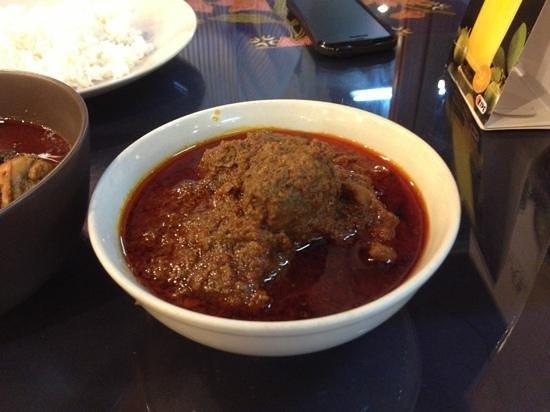 Dulukala Peranakan Restaurant: Beef Rendang