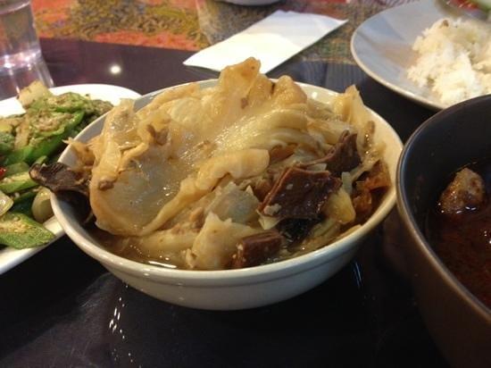 Dulukala Peranakan Restaurant: Nyonya Chap Chye