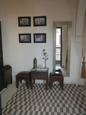 Riad Aguaviva: Baraka - entrance