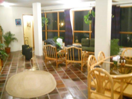 La Posada del Quinde: Our suite