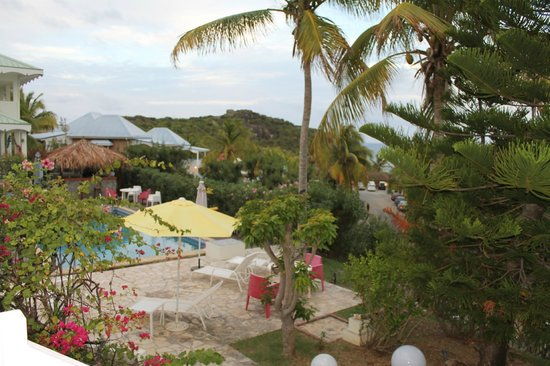 Sol Hotel: View from our room