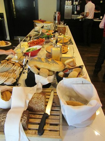 Scandic Palace Hotel: Breakfast Buffet
