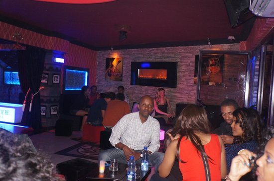 Addis Abeba, Etiopien: club Jolly