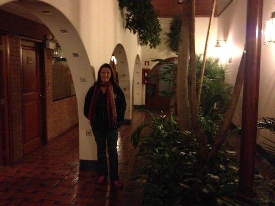 El Doral Apart Hotel : Hall