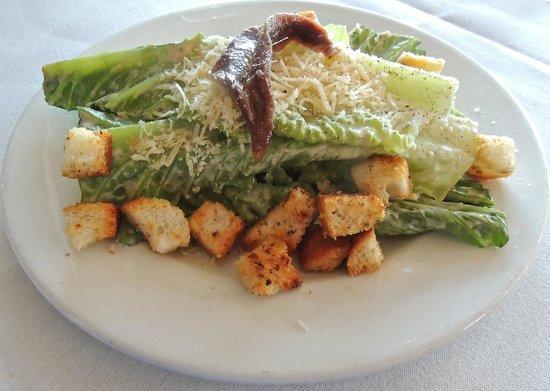 Piropos Restaurant: Classic caesar