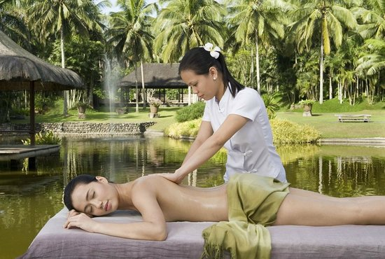 The Farm at San Benito: Relaxation Massage