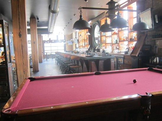 Iron Horse Hotel: Bar