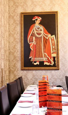 Bombay Palace : Royal Private Dining Room