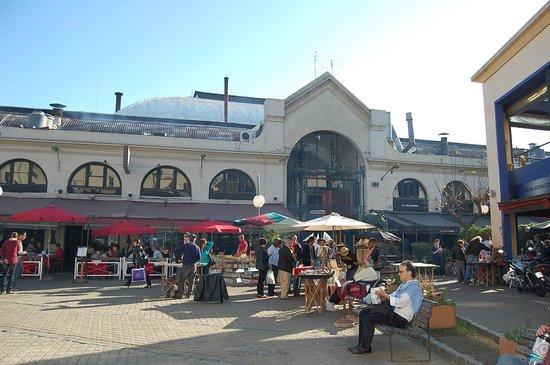 Babieca Restaurante y Parrillada: Mercado del Puerto de Uruguay