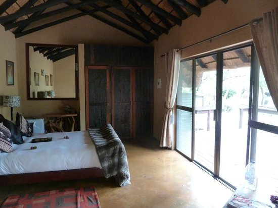 Nkorho Bush Lodge: Chalet 5