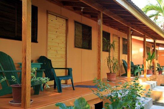 Cabinas Sol y Mar: Cabins 2 and 3