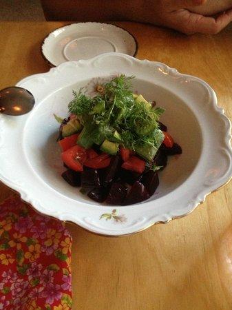 WoodSpoon : Beet Salad, So Good.