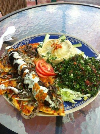 Sahara Arabic Grill and Falafel: So delicious!!