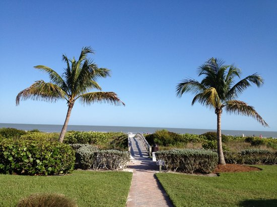 Sanibel Moorings Resort: Beautiful
