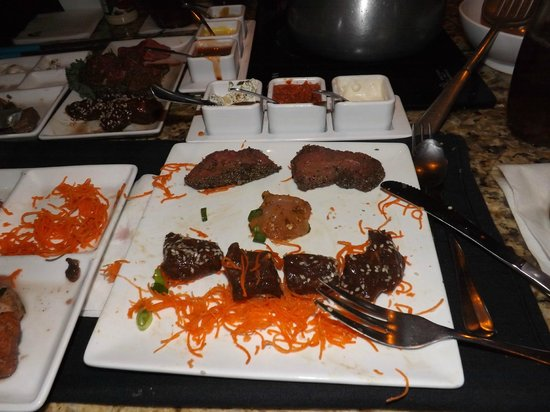 The Melting Pot: have fun playing with our food