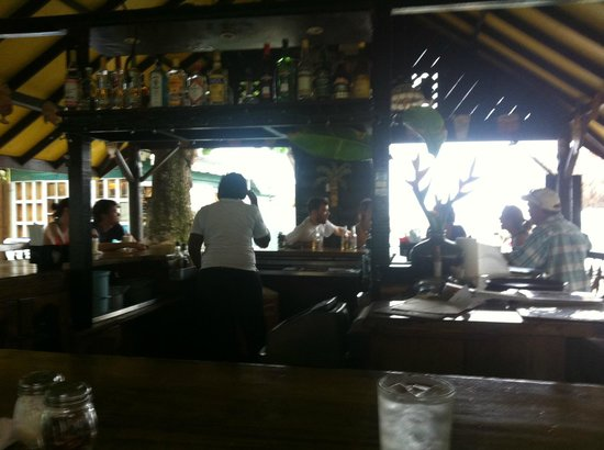 Bar-B-Barn: the bar