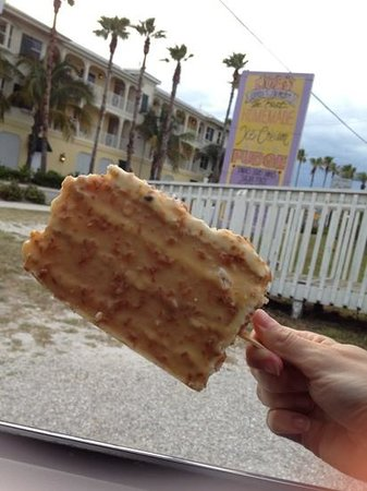 Joe's  Eats and Sweets : coconut cake on a stick #puregenius #nomnom