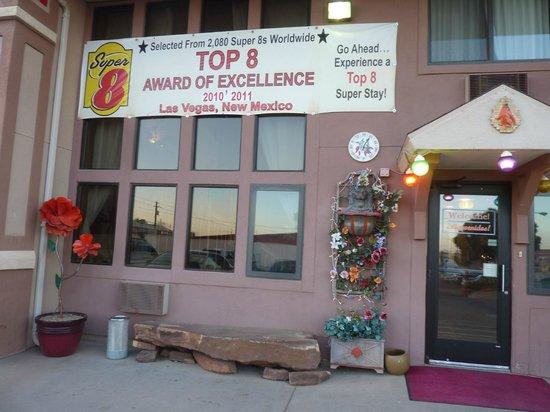 Super 8 Las Vegas : Award Winner - multi years