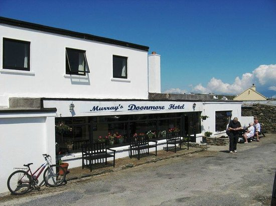 Doonmore Hotel: Murray's - an amazing place to be!