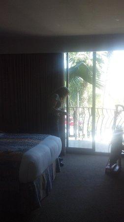 Hotel Lucerna Tijuana: balcony