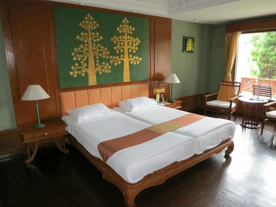 Suan Bua Hotel & Resort: Gorgeous rooms