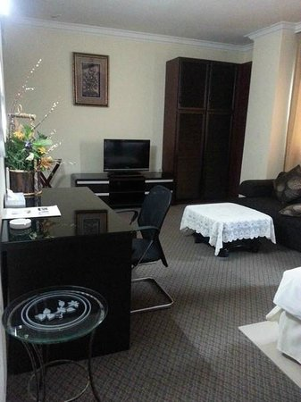 Penview Hotel: Suites Room
