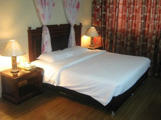 Penview Hotel: Deluxe Double