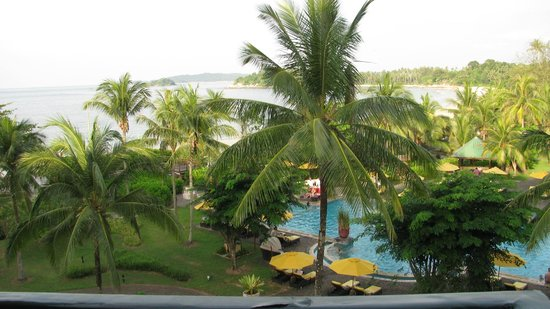 Angsana Bintan: View from room