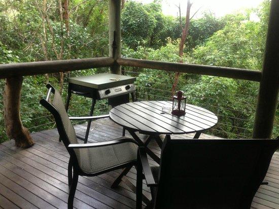 Hunchy Hideaway: verander views