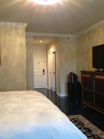 Hotel Mazarin : Inside the room