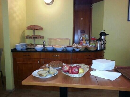 Suite Hotel 200m zum Prater: Frühstück