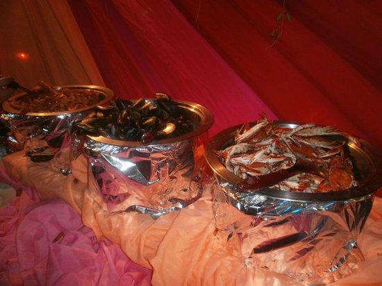 Kalinga Bar and Restaurant: see foods
