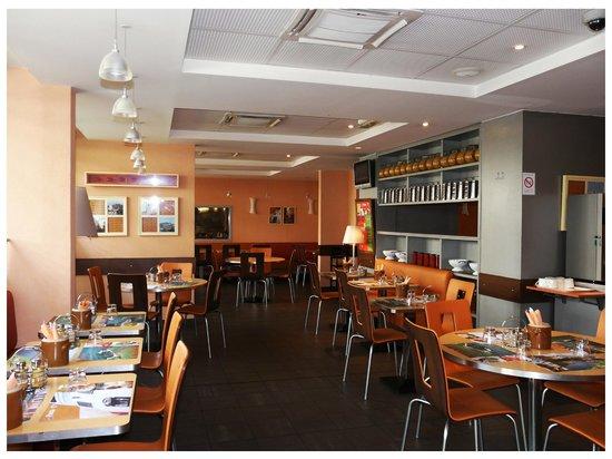 Ibis Marseille Centre Prado Velodrome: Le restaurant