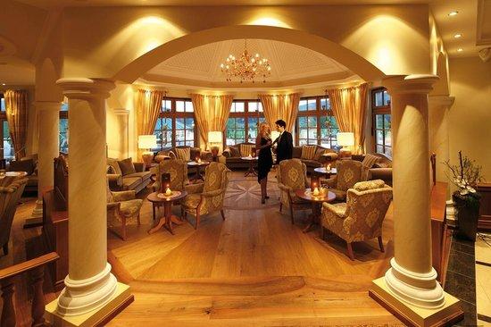 Hotel Mooshof: Lobby