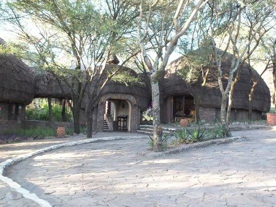 Serengeti Serena Safari Lodge: The bungalows