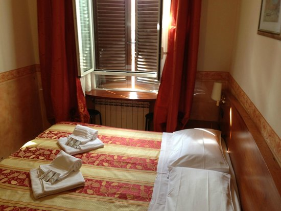 Hotel dell'Urbe: Bed