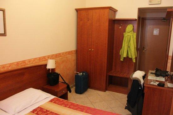 Hotel dell'Urbe: Closet
