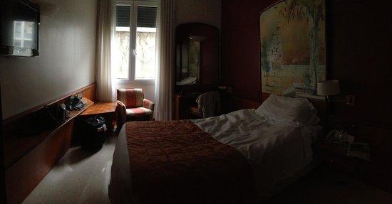 Hotel Manin: room