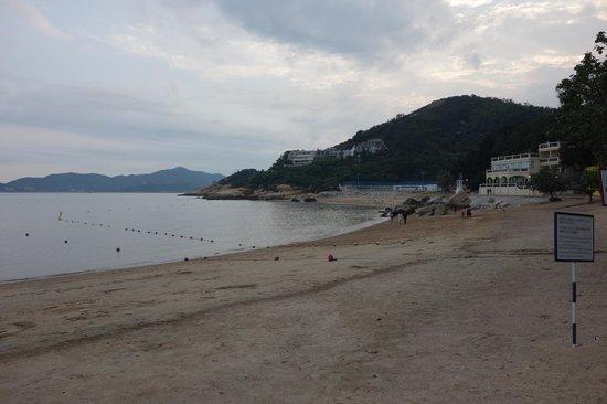 Pousada de Coloane Beach Hotel & Restaurant: 近くのビーチ