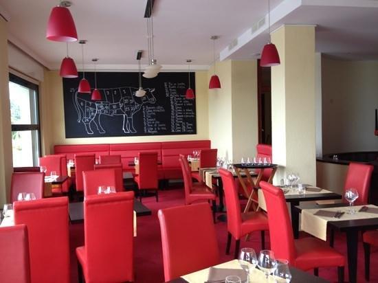 Brasserie Belvedere: Salle du restaurant